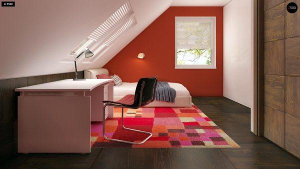 Фото 19 - Z66 - Проект комфортного и выгодного дома.