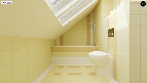 Фото 11 - Z71 - Практичный функциональный дом, недорогой в строительстве и эксплуатации.