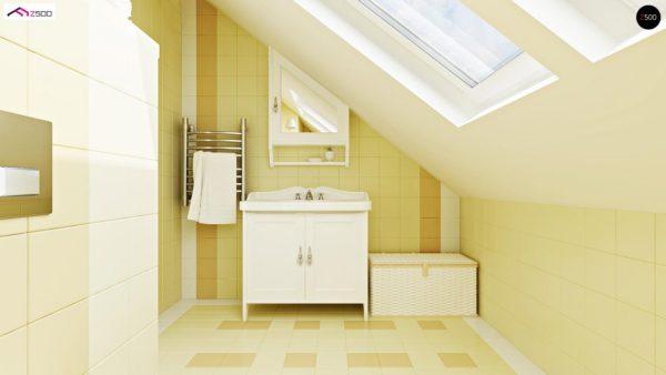 Фото 12 - Z71 - Практичный функциональный дом, недорогой в строительстве и эксплуатации.