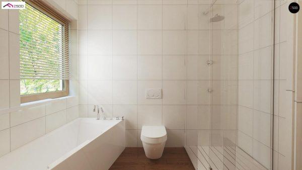Фото 11 - Z8 - Выгодный и простой в строительстве дом полезной площадью 100 м2.