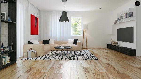 Фото 4 - Z89 - Традиционный дом с современными элементами архитектуры.