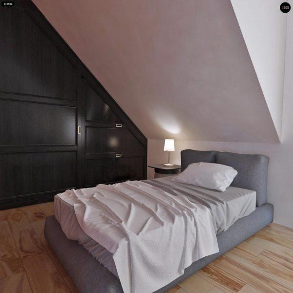 Фото 19 - Z89 - Традиционный дом с современными элементами архитектуры.