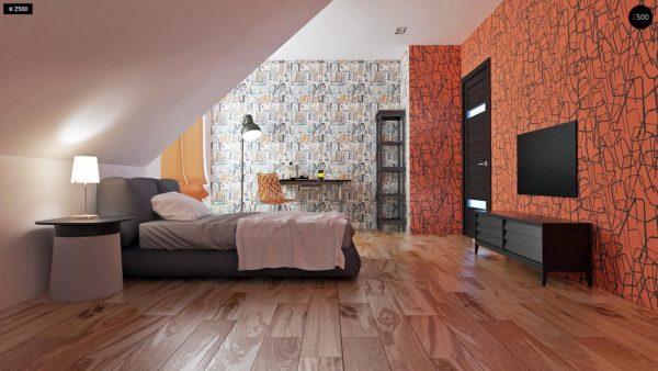 Фото 20 - Z89 - Традиционный дом с современными элементами архитектуры.
