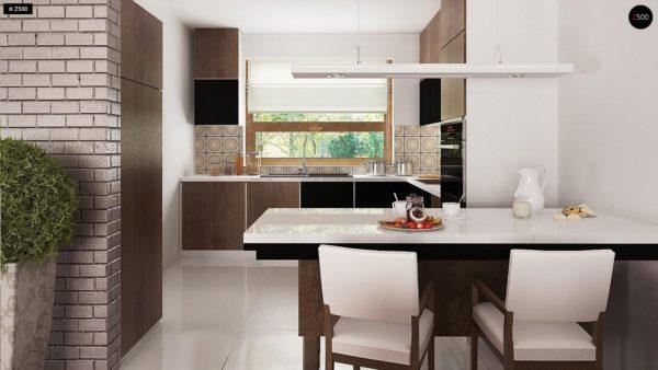 Фото 8 - Z94 - Практичный одноэтажный дом с большим гаражом, просторной гостиной и двумя спальнями.