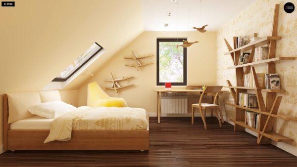 Фото 12 - Z99 - Уютный традиционный дом с эркером и кухней, расположенными на южной стороне, а также с дополнительной спальней на первом этаже.