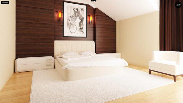 Фото 9 - Zb7 - Компактные дома близнецы в современном стиле с уютным интерьером.